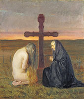 Sorg 1902 By Anna Ancher