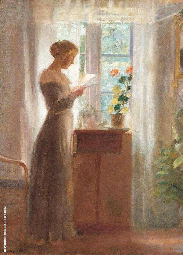 Untitled By Anna Ancher