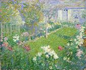 The Garden Maison Baptiste By Theodore Earl Butler
