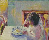 The Breakfast 1897 By Theodore Earl Butler