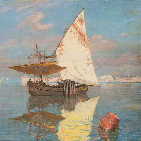 Oil Painting Reproductions of Walter Launt Palmer