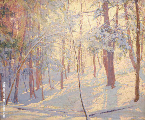 Curator's Corner By Walter Launt Palmer
