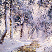 White World 1932 By Walter Launt Palmer