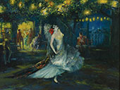 Carmen Stage 1908 By Everett Shinn