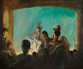 Paris Theate By Everett Shinn