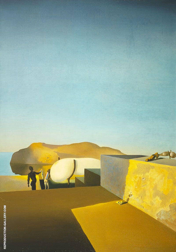 Persistence of Fair Weather 1932 By Salvador Dali