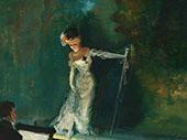 Revue 1908 By Everett Shinn