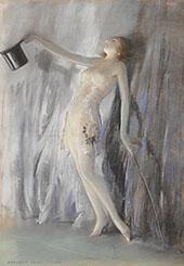The Curtain Call By Everett Shinn