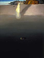 Au Bord de la Mer 1931 By Salvador Dali