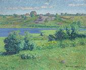 At Annisquam By John Leslie Breck