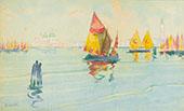 Venice By John Leslie Breck
