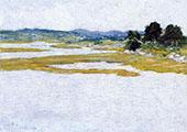 Wetlands 1894 By John Leslie Breck