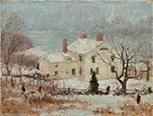 Hartley House By Clark Voorhees