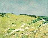 Sand Dunes Bermuda By Clark Voorhees