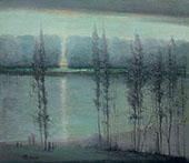 Midsummer Night By Leon Dabo