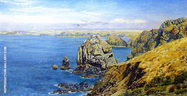 Mounts Bay By John Brett