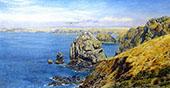Mounts Bay By John Brett