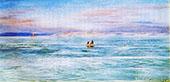 St Ives By John Brett