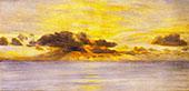 Sunset By John Brett