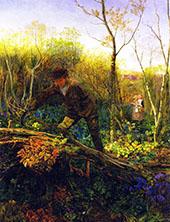 The Hedger By John Brett