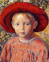 Little Pierre By Georges Lemmen