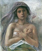 Innocentia 1890 By Lovis Corinth