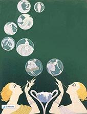 The Bubbles By Erte