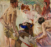 Salomec 1900 By Lovis Corinth