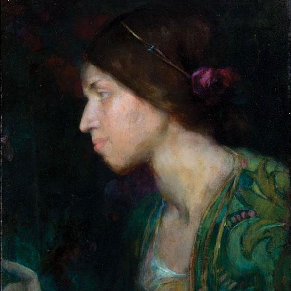 Oil Painting Reproductions of Clara Weaver Parrish