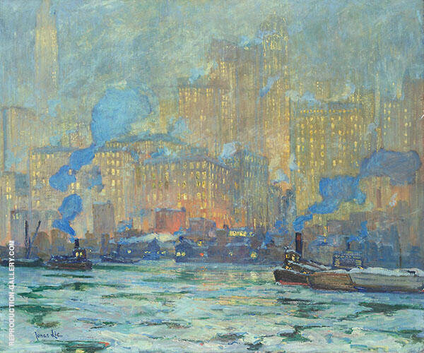 Afterglow By Jonas Lie