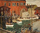 Eastport 1920 By Jonas Lie