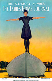 Ladies Home Journal All Story Number 1911 By Coles Phillips