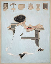 Life Magazine 1910 By Coles Phillips