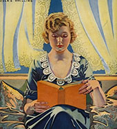 May Time is Curtain Time By Coles Phillips