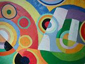 Joy of Living By Robert Delaunay
