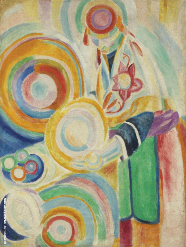 Portuguese Pumpkin 1916 Painting By Robert Delaunay - Reproduction Gallery