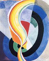 Propeller 1923 By Robert Delaunay