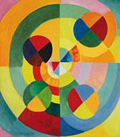 Rythme Joie De Vivre 1931 By Robert Delaunay