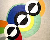 Rythmes 1934 By Robert Delaunay