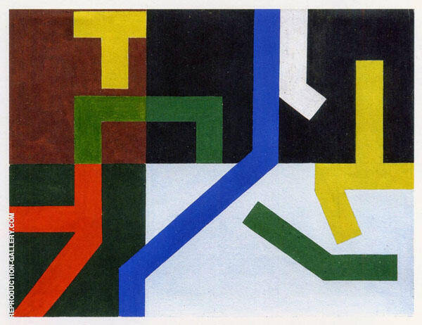 Dadaismo By Sophe Taeuber-Arp