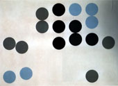 Moving Circles By Sophe Taeuber-Arp