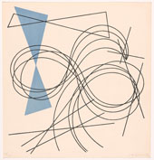 Plate 5 By Sophie Taeuber-Arp