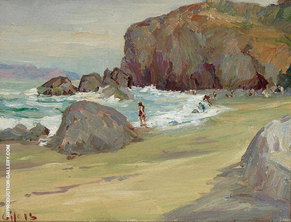 China Beach By Selden Connor Gile