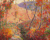 Fall's Beginning 1928 By Selden Connor Gile