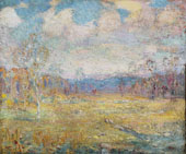 Marin County Landscape By Selden Connor Gile