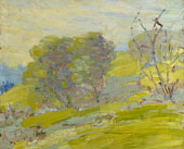 Pink Trees By Selden Connor Gile