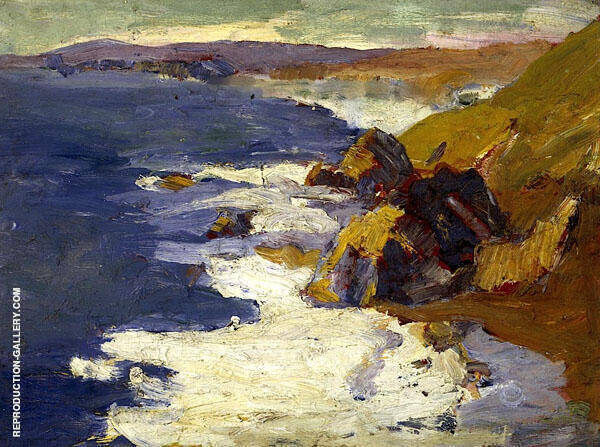 Stinson Beach By Selden Connor Gile