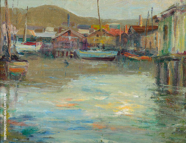 Tiburon Waterfront By Selden Connor Gile