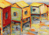 Wharves By Selden Connor Gile