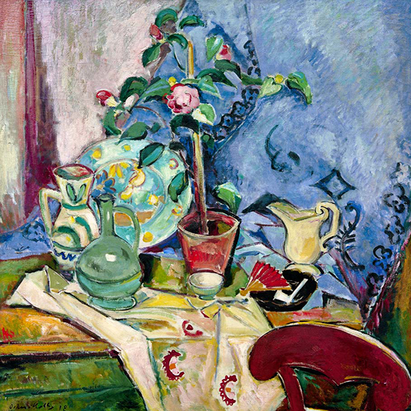 Oil Painting Reproductions of Oskar Moll